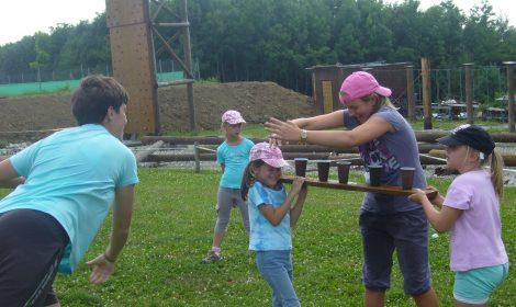 Tančení pro děti