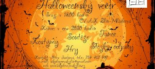 Pozvánka na Halloween
